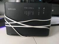 Technicolor wireless n router adsl/vdsl tg588v v2