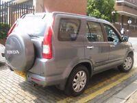 HONDA CRV FACELIFT MODEL 2006 *** AUTOMATIC *** 5 DOOR JEEP HATCHBACK