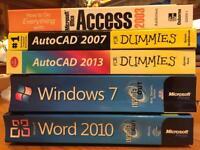 5 Software manuals