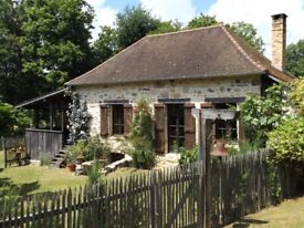 Holiday home in France. Cottage in Dordogne/Limousin.