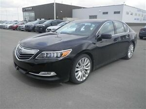 2014 Acura RLX w/Advance Package