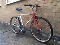 Mens Hybrid Hardtail Mountain Bike in GOOD Condition