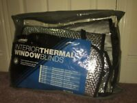 Summit Interior Thermal Window Blinds