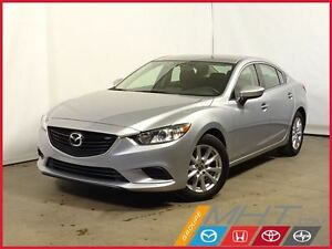 2016 Mazda MAZDA6 GX+SIEGES CHAUFFANTS+ BLUETOOTH+CRUISE+++