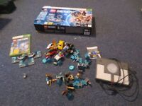 Lego Dimensions Game, Base Unit and big coll,ection of characters