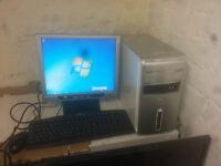 For sale full computer set up ie tower monitor etc £30