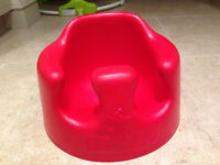 Like new Bumbo floor seat and play tray. £15. London or Bath collection.