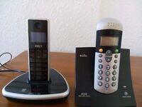 iDECT V2i Cordless Phone with answering machine & Binatone e3300 Cordless Phone