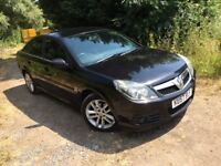 2007 Vauxhall Vectra 1.9 Cdti in Black, Drive Away Today! Bargain!