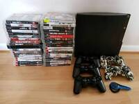 PlayStation 3 bundle with 34 games £150 o.n.o
