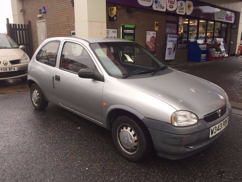 Vauxhall Corsa 1.2 i 16v Envoy 3dr PART EXCHANGE TO CLEAR