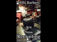 Part-time or full time self employed Barber