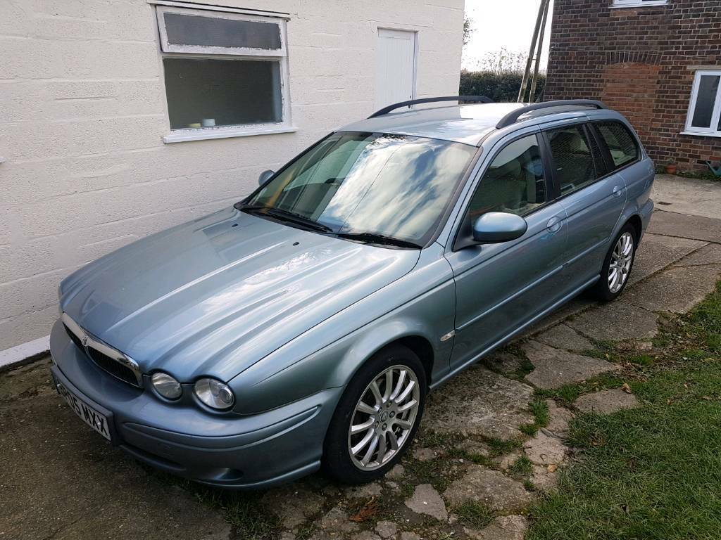 Jaguar x Type 2.0 Diesel Estate Good Car