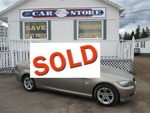 2009 BMW 328 i xDrive SUNROOF!! HTD LEATHER!! CLIMATE CONTROL!!