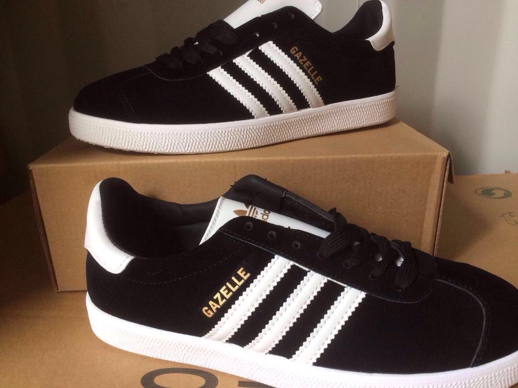 BlackWhite Adidas Shoes Brand Newin Croydon, LondonGumtree - Available in sizes 6 & 7Available to collect/ Deliver or Extra for 1st or 2nd class delivery