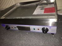COMMERCIAL ACE ELECTRIC GRIDDLE (BRAND NEW)