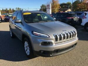 2015 Jeep Cherokee North ONLY $175 BIWEEKLY WITH $0 DOWN!