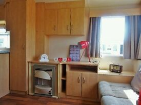 Amazing caravan at TRECCO BAY HOLIDAY PARK