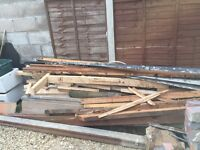 Offcuts of Wood