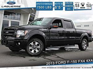 2013 Ford F-150 **FX4*4X4*CAMERA*CRUISE*A/C**