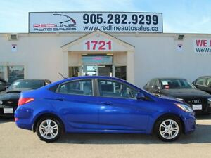 2012 Hyundai Accent Alloys, WE APPROVE ALL CREDIT