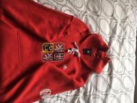 Ice hockey hoody size L new