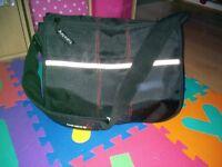 Bababing pushchair nappy changing bag