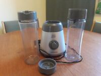 Kenwood Sports 2GO juicer / blender for sale - barely used, sold as new (no box)