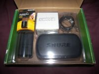 Shure PG14 Performance Gear Wireless Guitar / Bass System / Boxed !