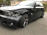 BMW 1 series 118d m sport 2.0 turbo