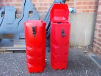 HGV FIRE EXTINGUISHER BOXES