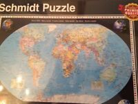 JIGSAW PUZZLE- ' OUR WORLD' , BRAND NEW, 2000 PIECES,SIZE- 968MM X 692MM