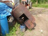400 litter steel tank