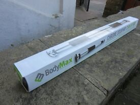 Bodymax Chrome Doorway Chin-Up Bar