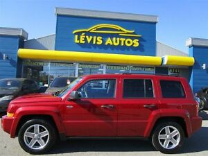 2008 Jeep Patriot NORTH ÉDITION 4X4 5 VITESSE SEULEMENT 62400 KM