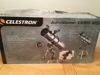 Celestron Astromaster EQ M.D. Telescope