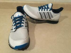 check out 2932e 5adb9 Mens Size 10 Adidas ClimaCool Spikeless Golf Shoes