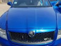 Octavia facelift 09-13 complete grille in honeycomb design