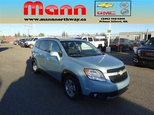 2012 Chevrolet Orlando LT - Pst paid, Cruise control, Bluetooth,