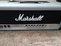 Marshall Jubilee reissue 100w head