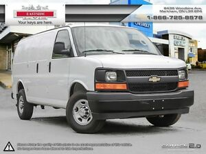 2017 Chevrolet Express 2500 SHORT BOX CARGO VAN