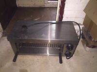 grill salamander still new not used
