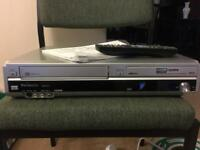 Panasonic DMR-EZ47 - DVD Recorder & VCR Combination