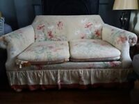 TWO SEAT SOFA - RENOVATION PROJECT