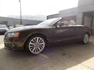2012 Audi A5 A5 Quattro 2.0T, Memoire de siege, Sieges chauffan