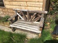 Children's garden bench SOLD