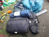Two Camping tents grab a bargain