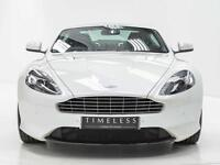 Aston Martin DB9 V12 (white) 2016-05-16