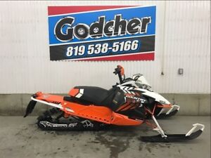2017 Arctic Cat XF 8000 High Country 141