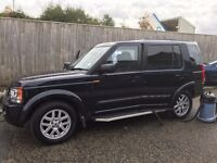 2007 LAND ROVER DISCOVERY 4X4 2.7 TDI XS AUTO 7 SEATER, FSH, LONG MOT